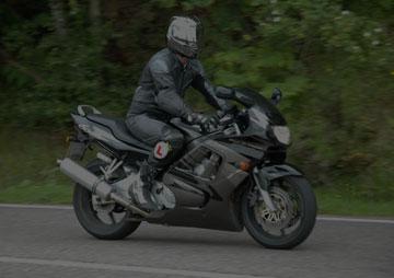 Combinaison moto piste