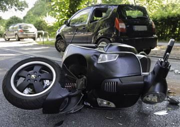 Dommages et collisions