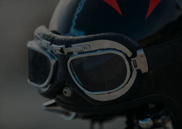 Lunettes de moto