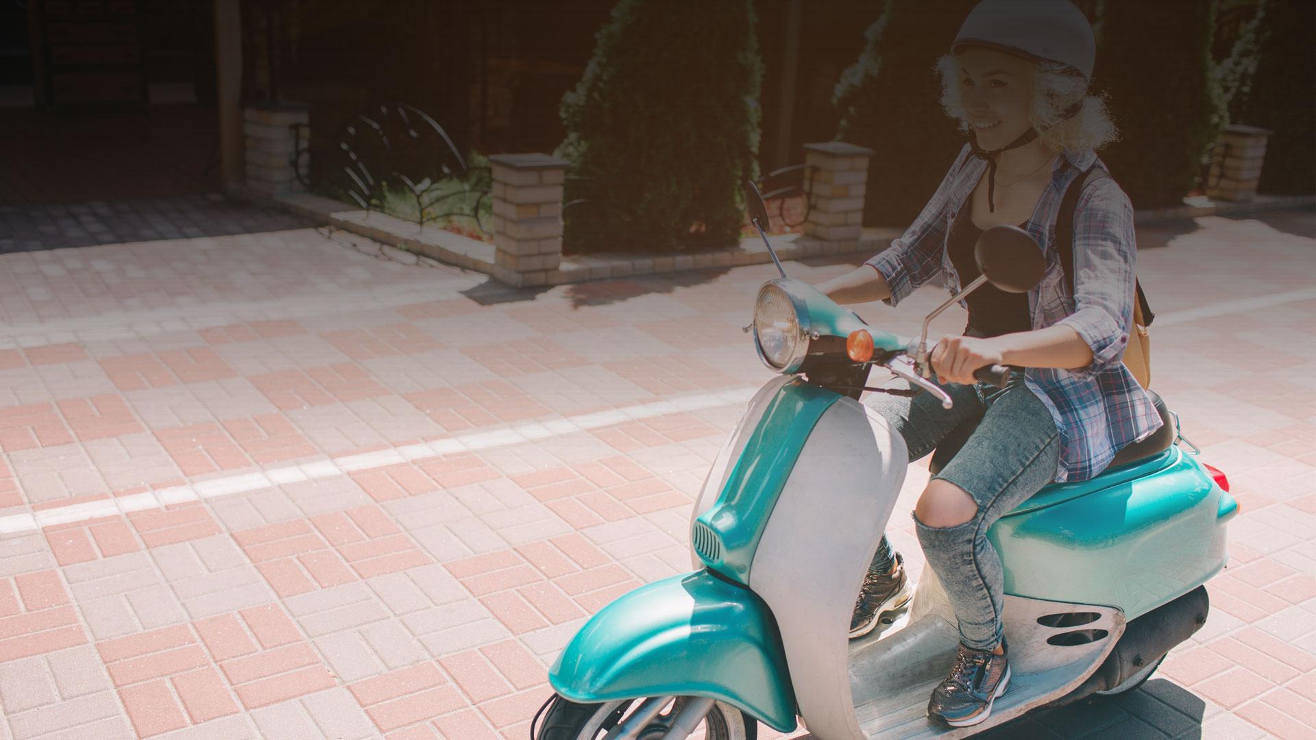 assurance scooter 1