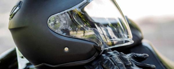 Types de casques moto